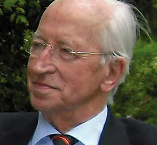 Dr. Wolfgang Knigge 90