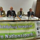 Nationalpark Steigerwald in der Diskussion