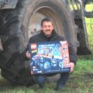 LEGO for men: Unimog U400 gewonnen