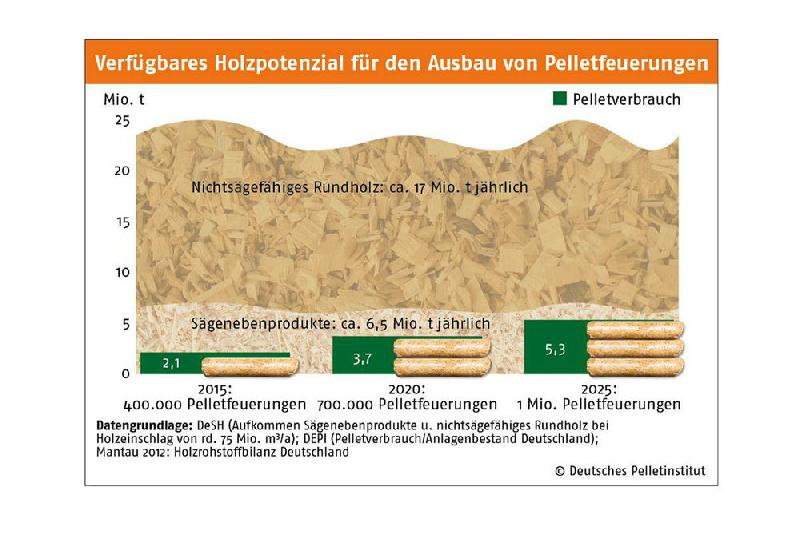 Quelle: Deutsches Pelletinstitut (DEPI)