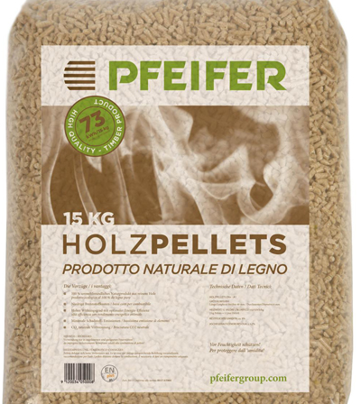 Pfeifer Group: Ausbau der Pellets-Produktion in Kundl