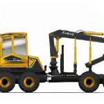 Forwarder EcoLog 574D +Blue Grafik: EcoLog