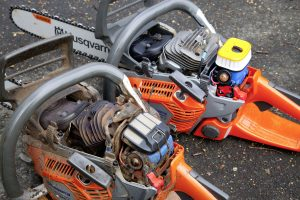 Test Husqvarna 550 XP Mark II