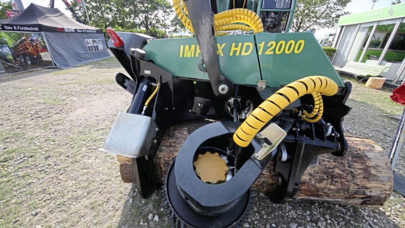 Harvesteraggregat Impex HD 12000